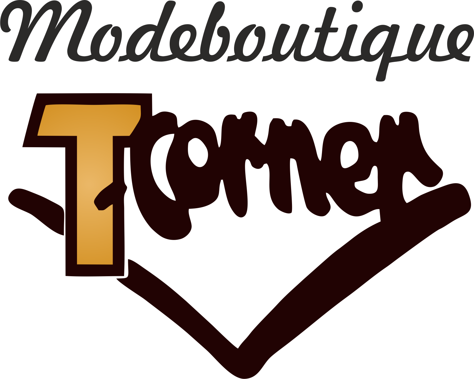 Modeboutique T-Corner - Logo